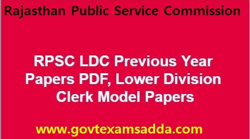 rpsc 1st grade syllabus pdf download