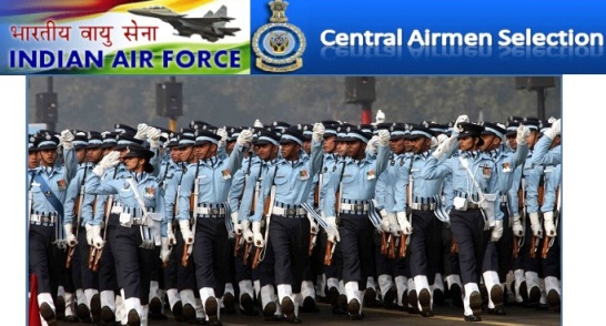 Air force Admit card 2019