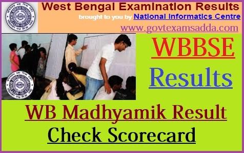 wbbse result 2019 class 10