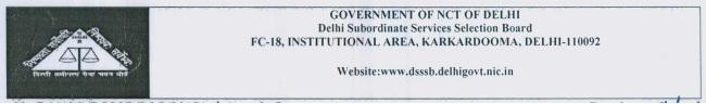 Delhi Guest Teacher Recruitment 2019, Apply 10,000 Vacancy Form