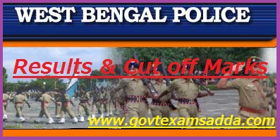 WB Police Constable Result 2021