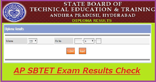 ap sbtet result