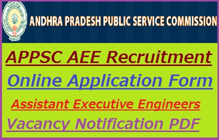 APPSC AEE Recruitment 2018-19
