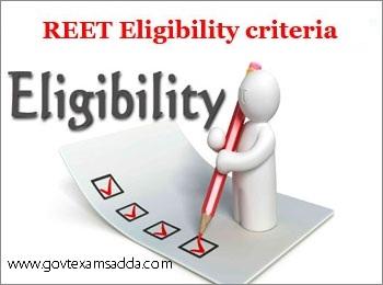 REET Eligibility Criteria 2021